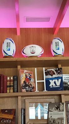 Rugby World Cup : retransmissions à l'Authre Bistro !